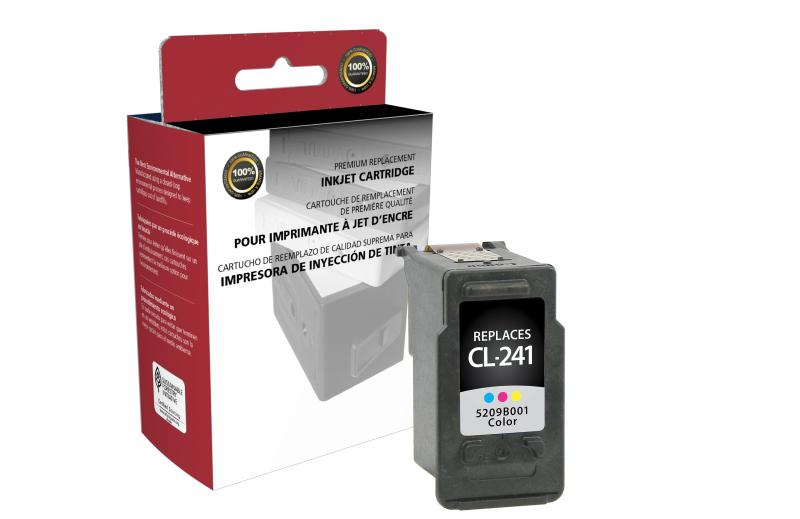 NWOE Remanufactured Color Ink Cartridge For Canon