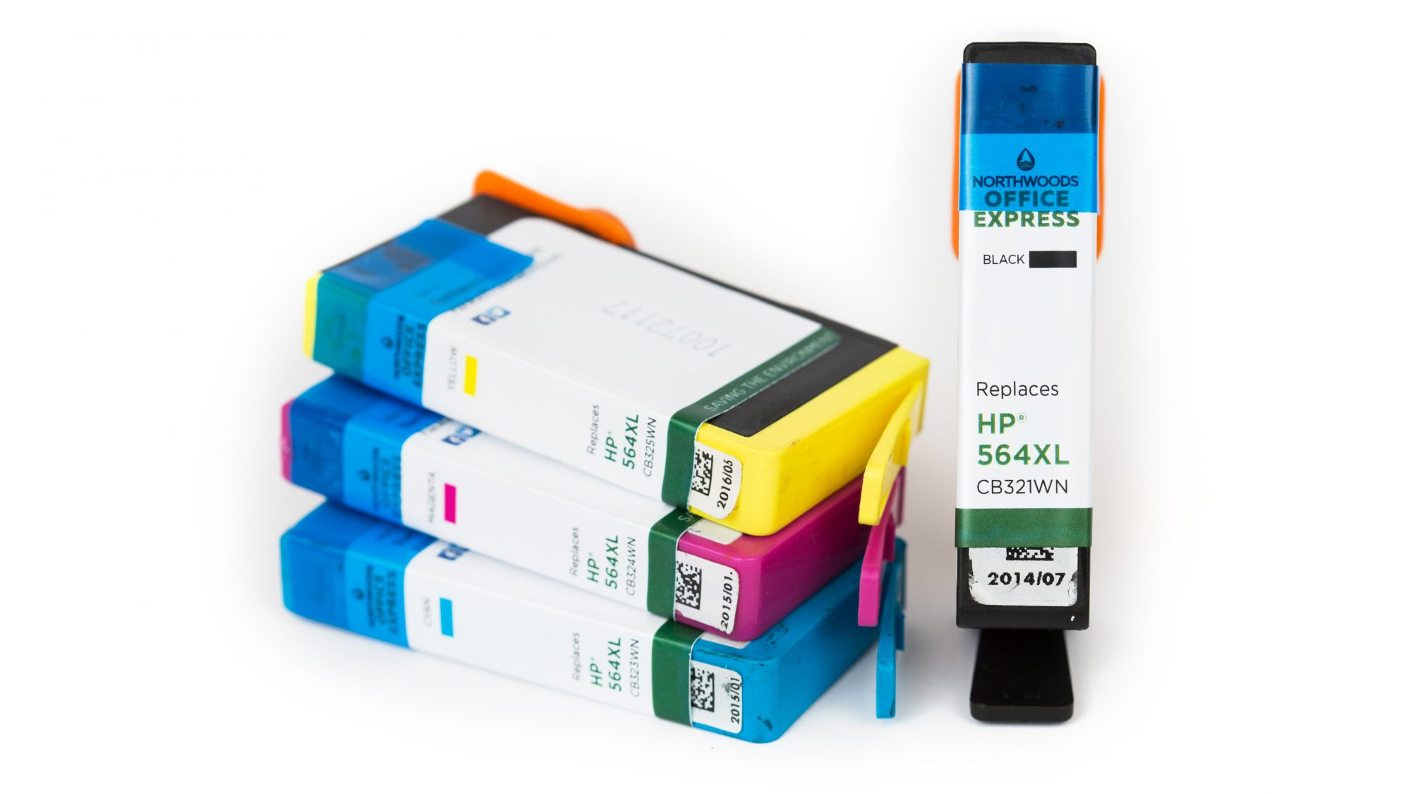 Northwoods Office Express - Remanufactured Ink Cartridges