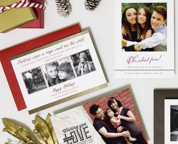Holiday Invitations and Cards