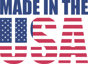 Made in the USA flag logo